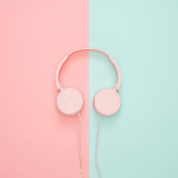 headphones podcasts