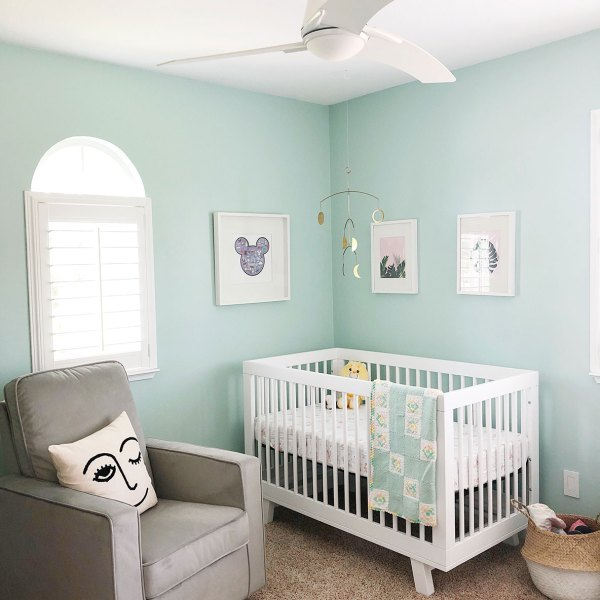 #OneRoomChallenge Week 5 Nursery Progress