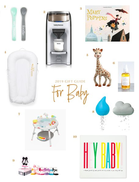 2019 The Lovely Geek Gift Guide: For Baby