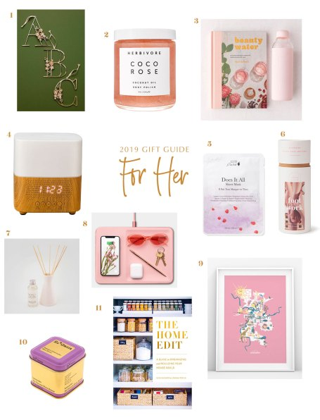 2019 The Lovely Geek Gift Guide: For Her