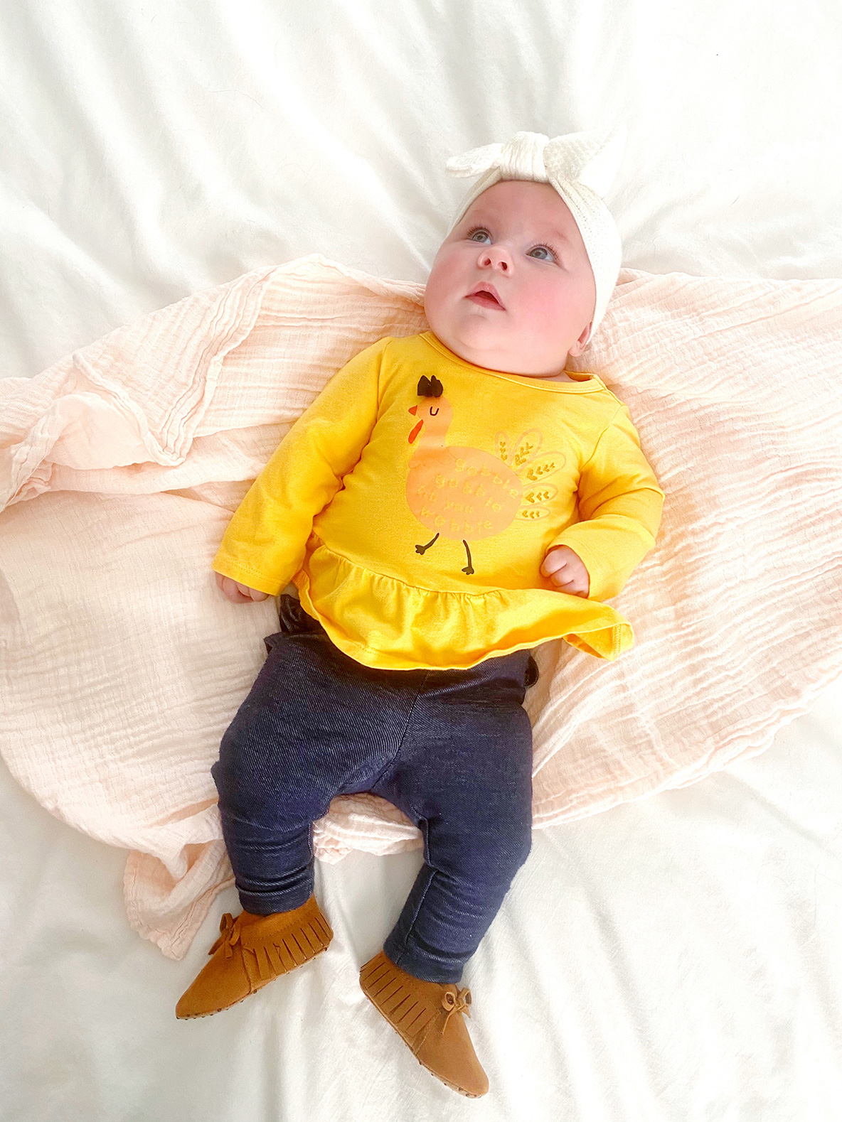 Lily Mae Three Months