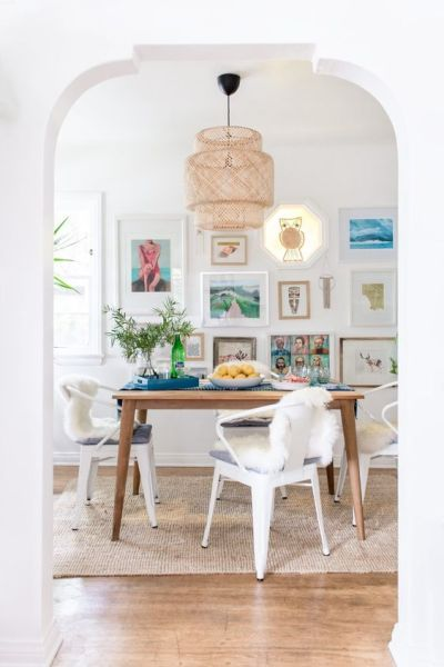 How to Incorporate Woven Pendants into Any Room of the House