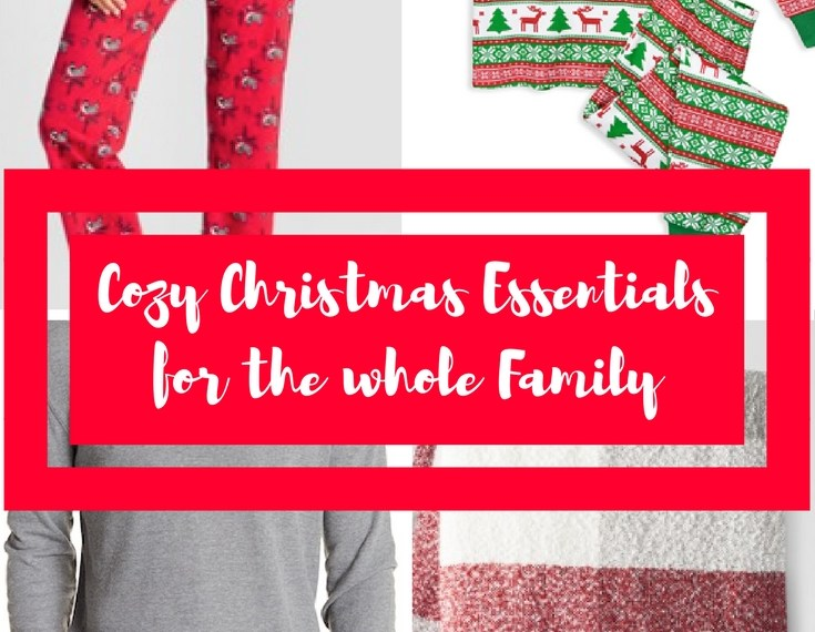 The coziest Christmas PJs for the entire family!