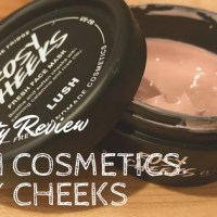 Rosy Cheeks: Lush Cosmetics Face Mask Review