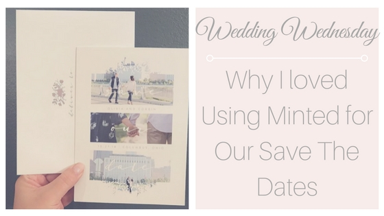 Wedding Wednesday – Save the Dates!