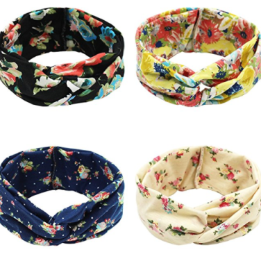 Keep messy beach hair at bay with these stylish headwraps