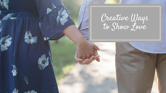 Will You Accept This Rose? | Creative Ways to Show Love