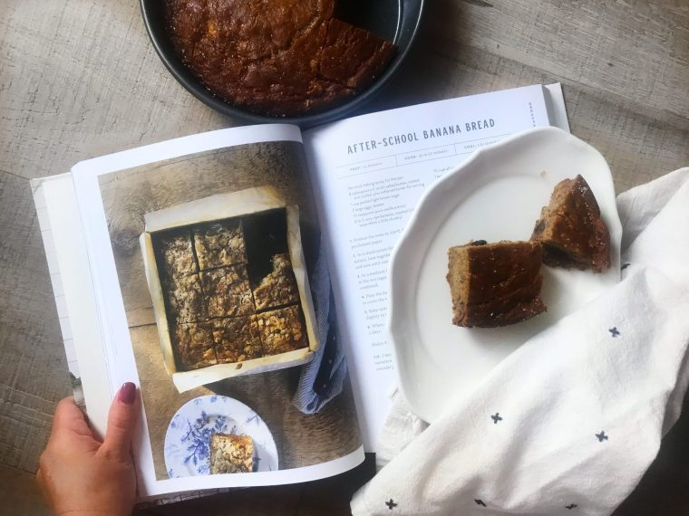 "Magnolia Table | ""After School"" Banana Bread Recipe"