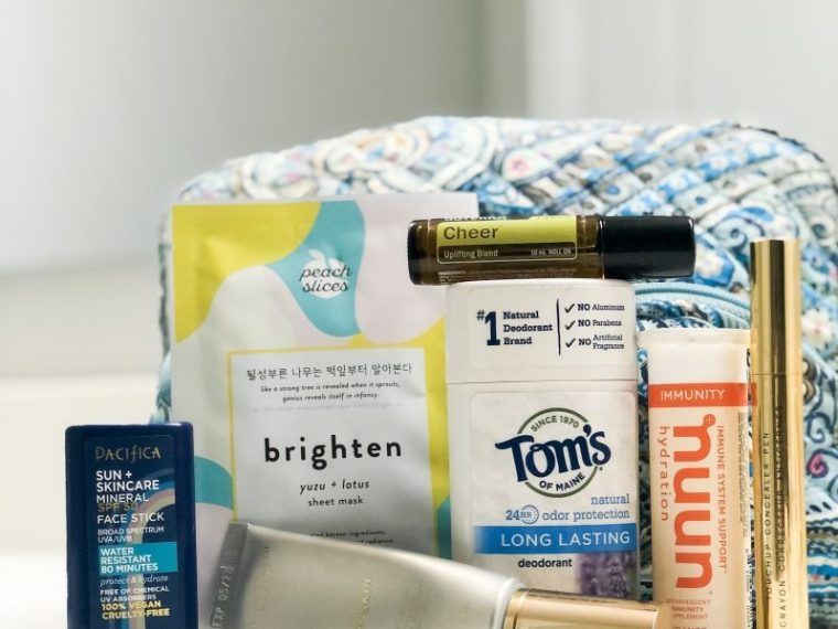 Must Pack! Travel Beauty and Wellness Essentials