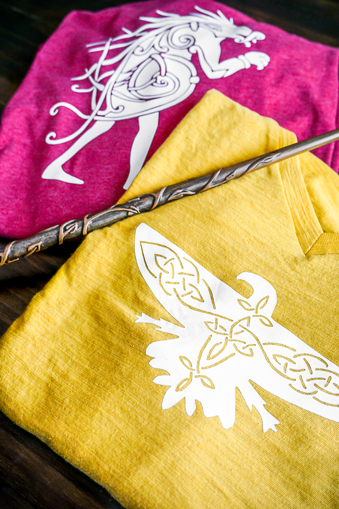 The World of Harry Potter comes to America with Fantastic Beasts so it's time to represent the new school with Ilvermorny House Shirts! | The Love Nerds