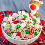 Reindeer Chow A Festive Christmas Puppy Chow The Love Nerds