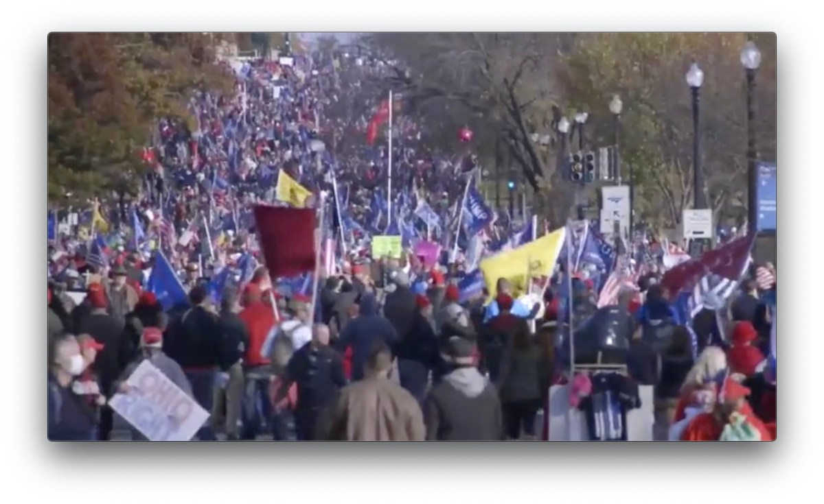 A Great Awakening Of We The People Is Happening