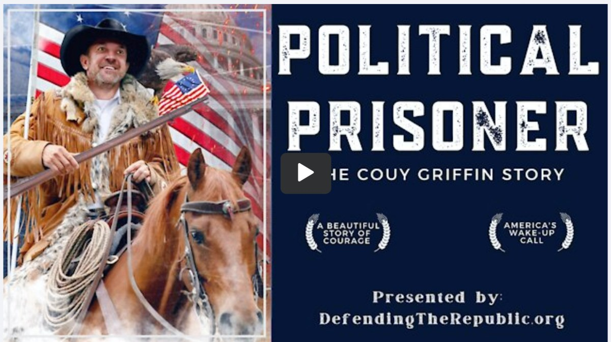 Poliitical Prisoner - The Couy Griffin Story