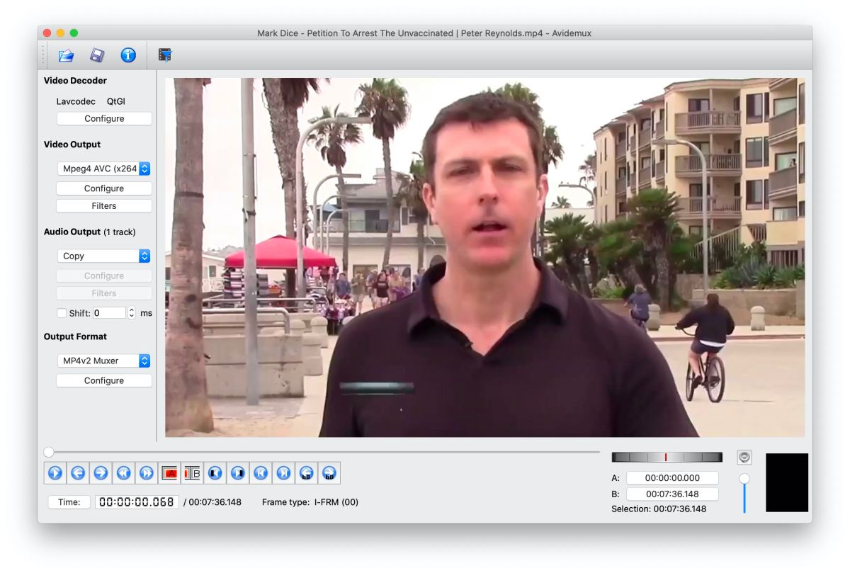 Mark Dice - Pretends He Has Petition To Arrest Unvaccinated Americans