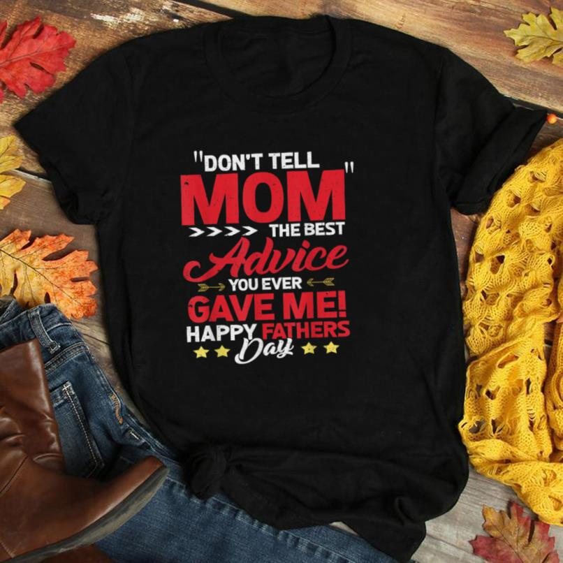 Fathers Day Son Daughter Funny Gift T Shirt