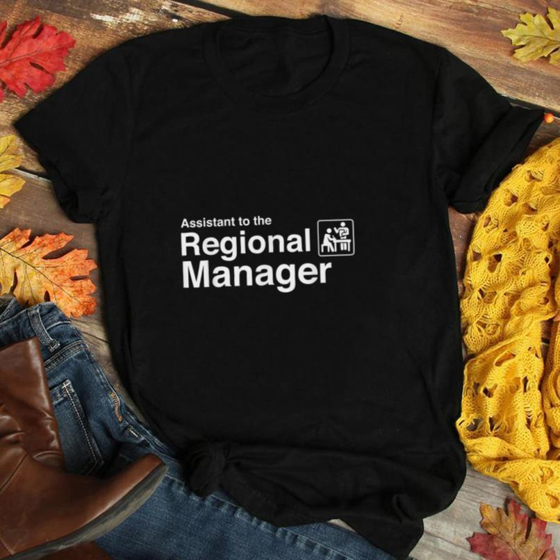 Funny Assistant to the Regional Manager Office T Shirt