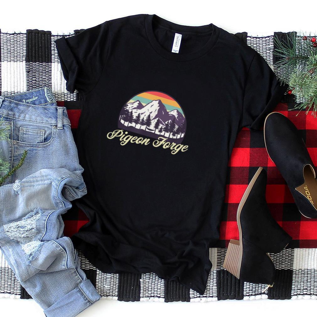 Retro Pigeon Forge Tennessee Vintage T Shirt