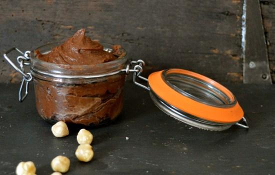 Decadent Hazelnut Chocolate Butter