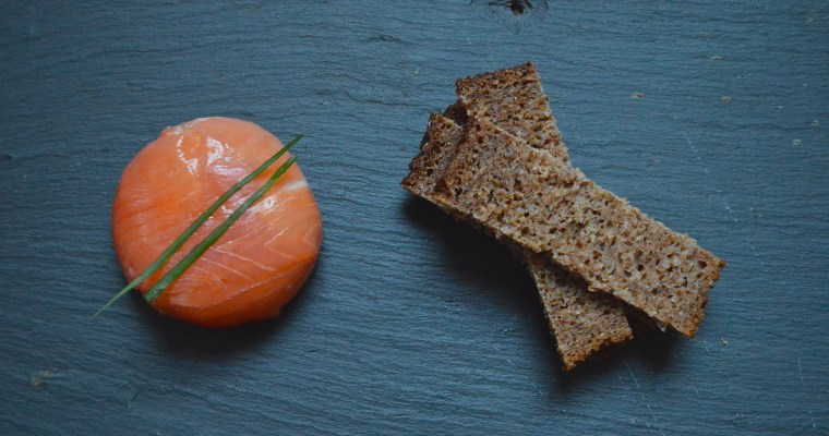Paleo Smoked Trout Mousse