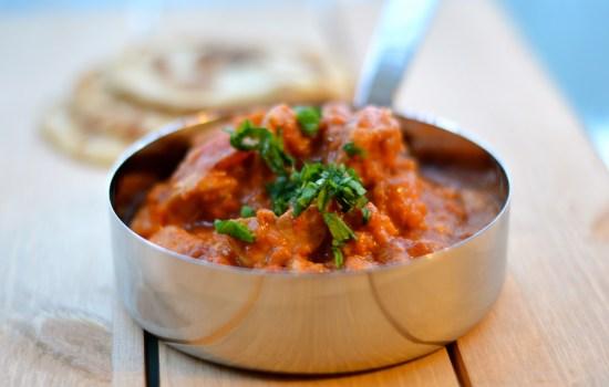 Paleo Chicken Tikka Curry