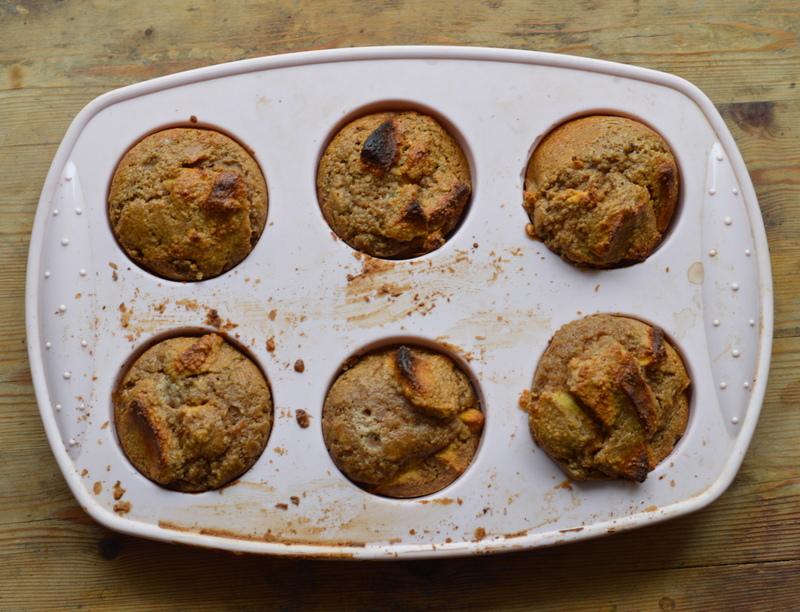 Apple Paleo Muffins