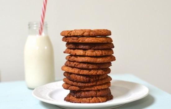 4 Ingredient Ginger nut Cookies