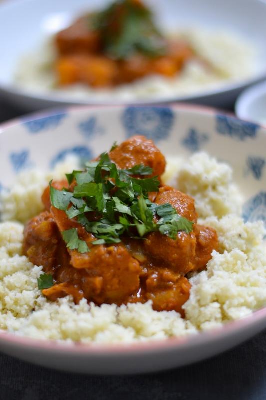paleo butternut squash curry