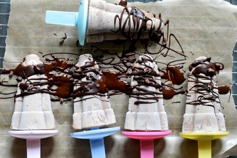 Healthy Nutella Ice Cream