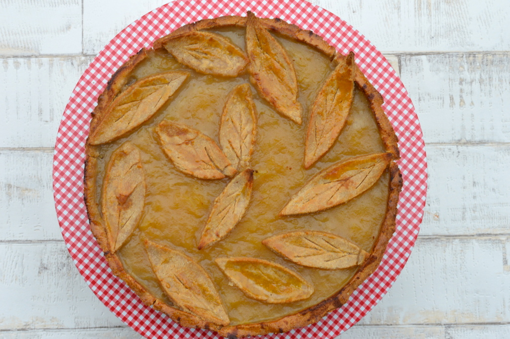 Cinnamon Spiced Apple Pie