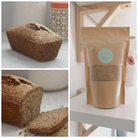 """Low-carb """"bread in a bag"""""""