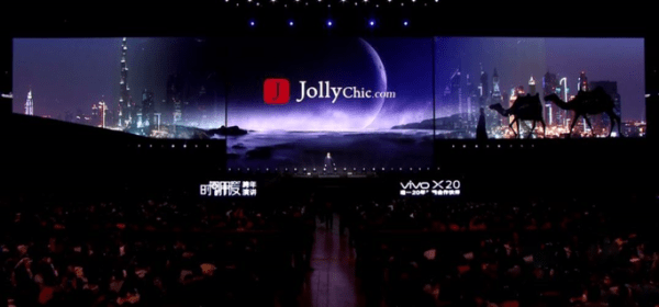 Mention of JollyChic