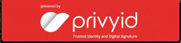 PrivyID powered by logo