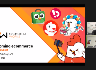Blooming ecommerce Indonesia qna - Cover image