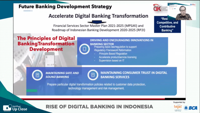 Digital banking Indonesia future - govt policy indonesia