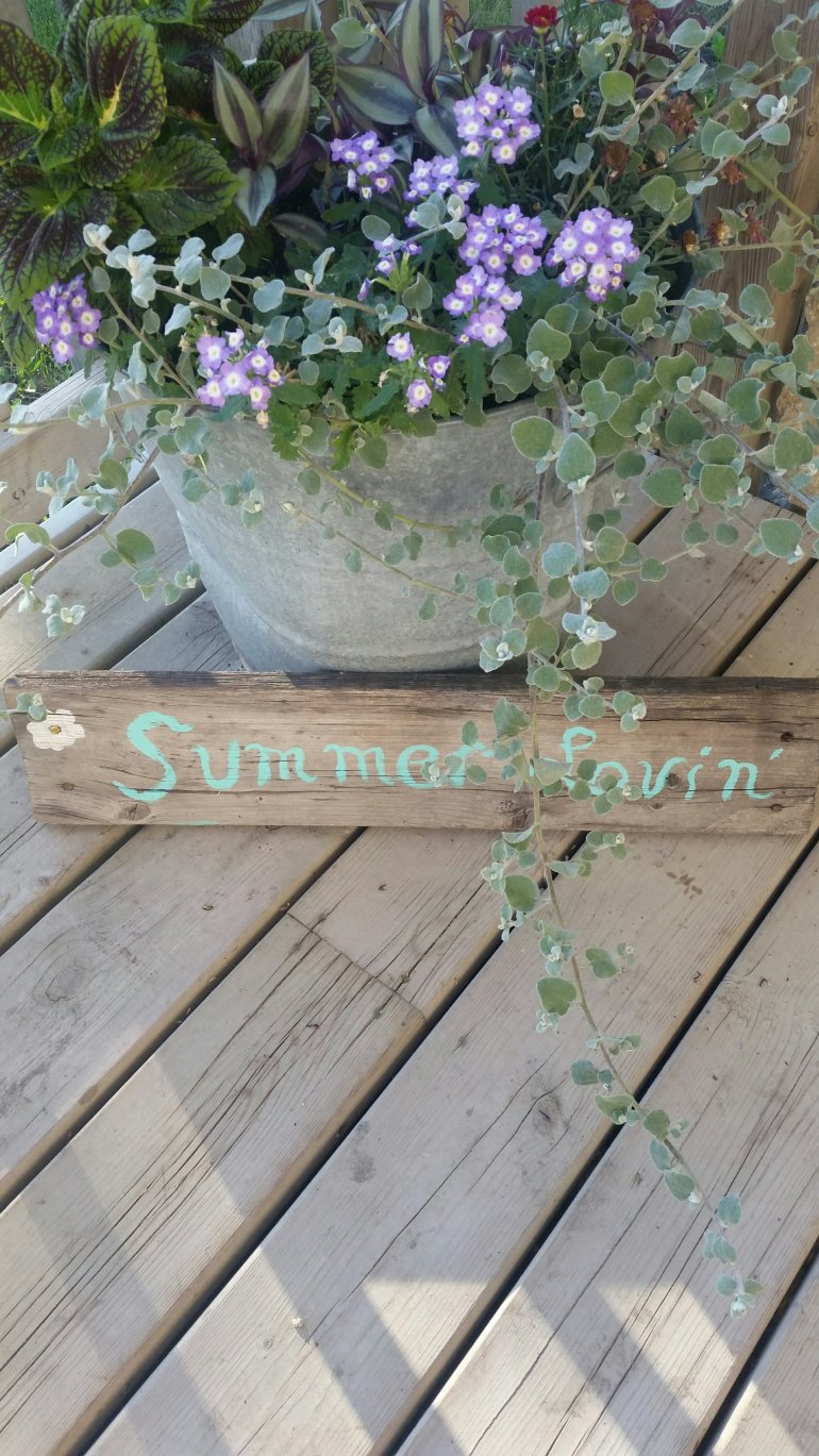 How to Have a garden and still enjoy summer!