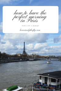 How to Have a Perfect Morning in Paris Without Spending a Ton of Money | Luxuriously Thrifty