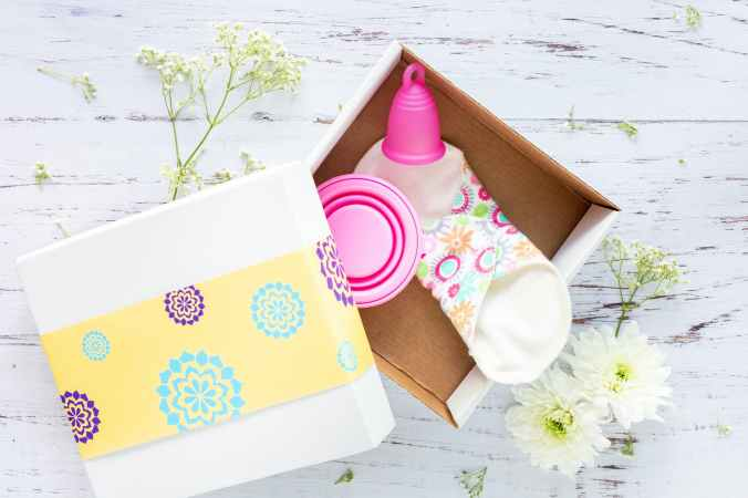 how to have a more comfortable and eco-friendly period | Luxuriously Thrifty