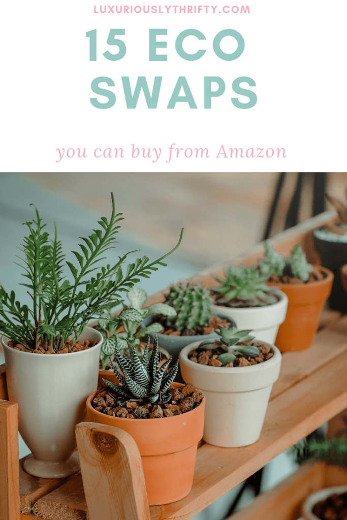 15 eco-friendly items you can order from Amazon | Luxuriously Thrifty