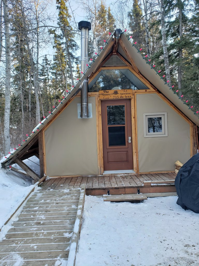 Winter camping review. Yes, you can winter camp! | Luxuriously Thrifty