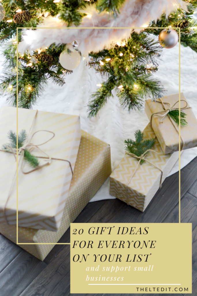 Christmas gift ideas that support small businesses | The LT Edit