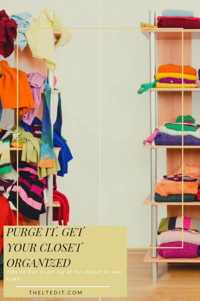 How to get your closet, and whole home, in better shape | The LT Edit