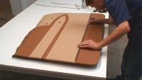 11 Finishing Door Panel