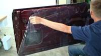 16 Patterning a door panel 1