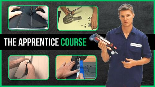 the apprentice course