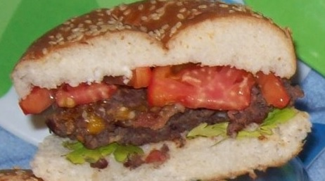 Inside-Out Bacon Cheeseburgers www.theluckywife.life