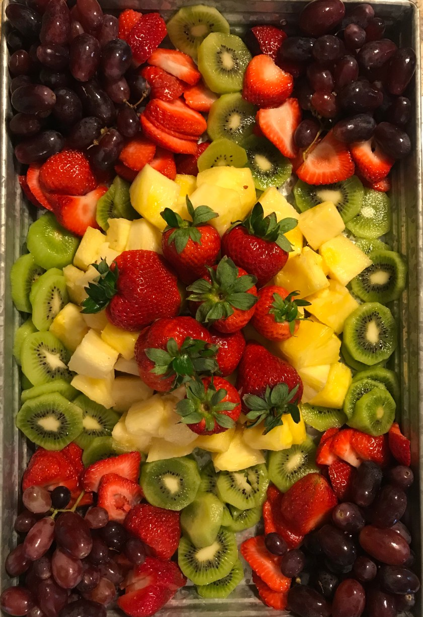 Psychedelic Fruit Tray www.theluckywife.life