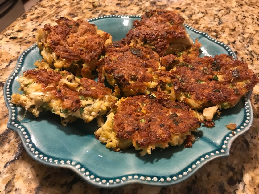 Crabby Crab Cakes www.theluckywife.life