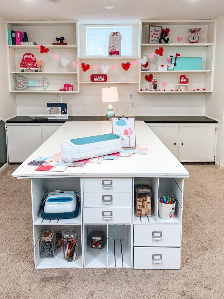The Lucy Bird Craft Room