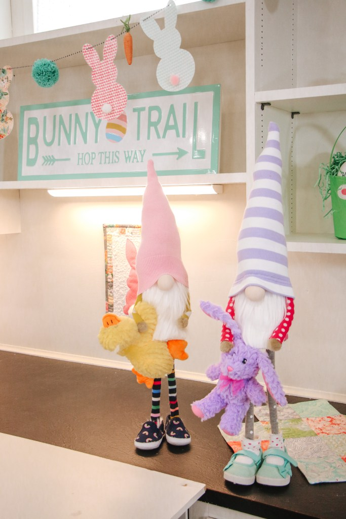 The Lucy Bird Gnomes
