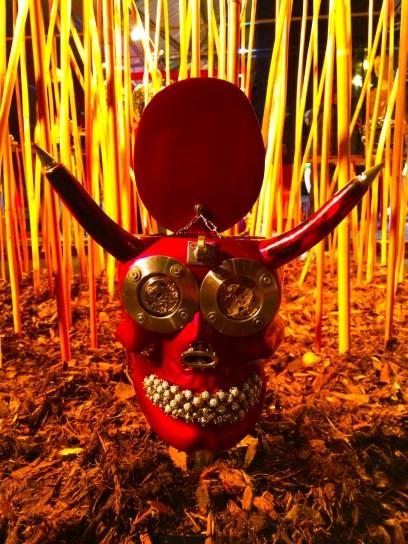 Yorick sculptural handbag by Michelline Syjuco